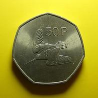 Ireland 50 Pence 1970 - Irlanda