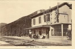 DELUZ - 25 - Doubs - La Gare - Otros Municipios