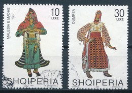°°° ALBANIA - Y&T N°2489/90 - 2000 °°° - Albania
