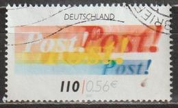 2001 Germania Federale - Usato / Used - N. Michel 2179 - Usati