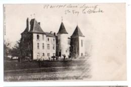 (33) 561, Sainte Ste Foy La Grande, Henry Guillier 21, Château De Seignal, Dos Non Divisé - Other Municipalities