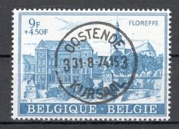 BELGIE: COB 1665 Mooi Gestempeld. - Gebraucht
