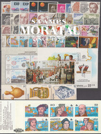 [20] 1987 Spain Year Set Complete **MNH LUXURY   + 2 Sheets + 1 Booklet Stamps In Perfect Condition. LUXE - Spain