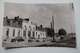 CPSM - RIVE DE GIER (42) - La Gare Et Route Saint Etienne - Lyon - Rive De Gier