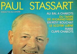 33 T Vinyle Chansons En Dialecte Du Centre (La Louvière) Par Paul Stassart (Sound Superb, 1981) - Musiques Du Monde