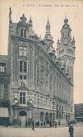 Lille Ec 6 La Bourse Vue De Coté TBE Peu Courant - Lille