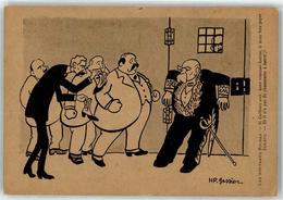 52769791 - Sign. Gassier Judaika Ignace Karikatur - Religions & Croyances