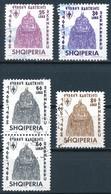 °°° ALBANIA - Y&T N°2393/94/95/97 - 1997 °°° - Albania