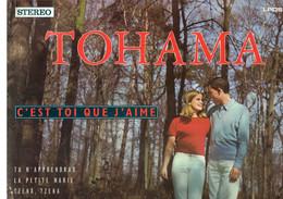 33 T Vinyle Tohama C'est Toi Que J'aime (Decca) - Vinyles