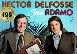 33 T Vinyle Hector Delfosse Joue Adamo (Decca, 1975) - Vinyles