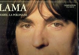 33 T Vinyle Lama, Marie La Polonaise Avec Christine Delaroche De Bonaparte à Napoléon (Philips) - Vinylplaten