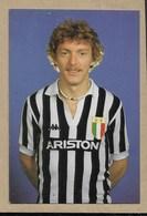 Juventus - Boniek - Non Viaggiata - Calcio