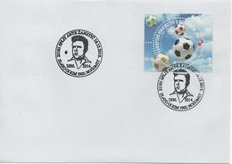 Croatia, Football, A. Zanetic, Hajduk, Club Brugge, Gold Medal At Olympic Games Rome 1960, Silver At European Cham. 1960 - Ete 1960: Rome