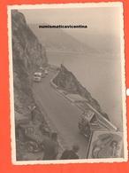 Garda Lago Auto Con PUBBLICITA' Giro Italia ? Foto Anni 50? - Luoghi