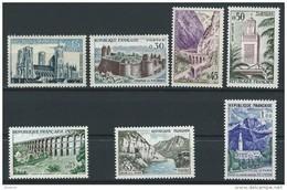 """FR YT 1235 à 1241 """" Série Touristique """" 1960 Neuf** - Ungebraucht"""