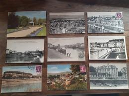 9 Cartes Postales De CHÂTEAU THIERRY - 8 CPA -1 CPM Péniche Péniches - Chateau Thierry
