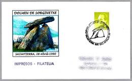 DOLMEN DE SORGINETXE. Salvatierra, Alava, Pais Vasco, 1990 - Vor- Und Frühgeschichte