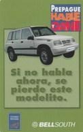 Ecuador - Bell South - Green Car - Ecuador