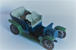 VOITURE MINIATURE - HUILOR - Lion Peugeot Double Phaeton 1908 - Reclame - Alle Merken