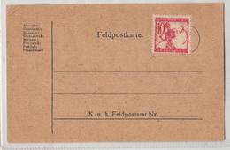 SHS Slovenia Verigari Chainbreakers Stamp On Feldpostkarte Not Posted B191215 - Eslovenia