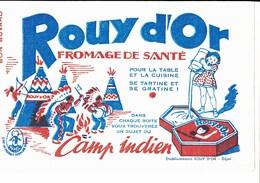 Rouy D'or Fromage De Santé Ets à Dijon - Carte Assorbenti