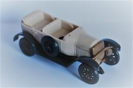 VOITURE MINIATURE - HUILOR - Fiat Torpedo 1926 - Reclame - Alle Merken
