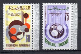 Tunisia - 1972 - 5th World Communications Day - MNH - Tunisie (1956-...)