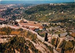 25 - Besançon - La Citadelle - Vue Aérienne - Voir Scans Recto-Verso - Besancon