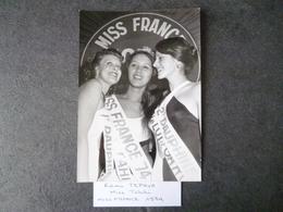 Edma TEPAVA Miss France 1974 Miss Tahiti Photo - Photos