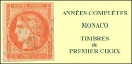 Monaco, Année Complète 2011, N° 2757 à N° 2808** Y Et T - Full Years