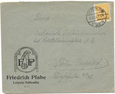 DR Infla Brief EF Mi.327 A Berlin 18.11.23 OV - Deutschland