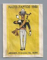 Suikerzakje.- ARNHEM NATO TAPTOE 1960. Sucre Zucchero Zucker Suiker Sugar - Zucker
