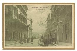 NAPOLI - VIA BERNINI E PARROCCHIA - Napoli