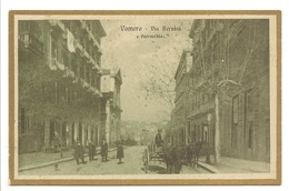 NAPOLI - VIA BERNINI E PARROCCHIA - Napoli (Napels)
