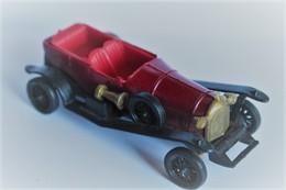 VOITURE MINIATURE - HUILOR - Bentley Le Mans 1927 - Reclame - Alle Merken