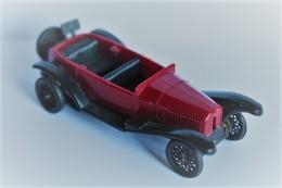 VOITURE MINIATURE - HUILOR - Lancia Lambda 5S 1925 - Reclame - Alle Merken