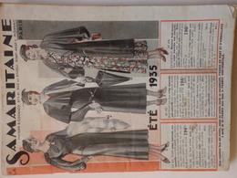Catalogue 156 P. De La Samaritaine été 1935. - Catalogues