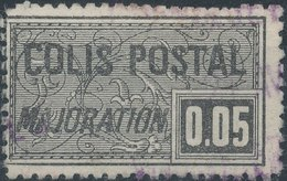 FRANCE - 1918, CP 15, Oblitére - Colis Postaux