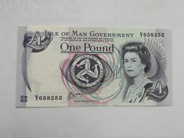 ISOLA DI MAN 1 POUND 1983 - 1 Pound