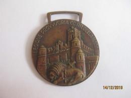 Medaglia Corpo D'armata Carabinieri - Legione Provvisoria CC RR Dell'Amara 1936 - Italie