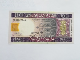 MAURITANIA 100 OUGUIYA 2004 - Mauritania