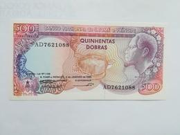 SAN TOME E PRINCIPE 500 DOBRAS 1989 - San Tomé E Principe