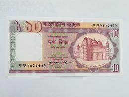 BANGLADESH 10 TAKA 1982 - Bangladesh