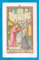 Holycard    St. Augustin   280  St. Veronica - Andachtsbilder