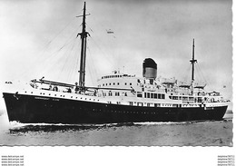 Compagnie Générale Transatlantique French Line - Commandant-Quere - Steamers