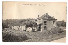 58 NIEVRE - BILLY CHEVANNES Les Tuileries - Frankreich