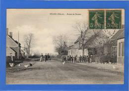 58 NIEVRE - BEARD Route De Nevers - Francia