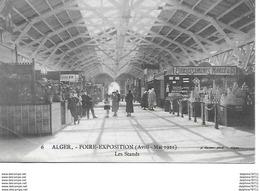 Alger -Foire-Exposition ( Avril -Mai 1921) - Les Stands - Argelia