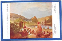 SALON DE 1912 - Femme Nue - La Fortune En Détresse Par LATOUCHE - Pintura & Cuadros