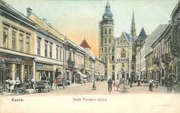 SLOVAQUIE  KASSA / KASCHAU - Slovacchia